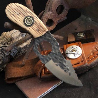 Fixed - McBeth Knives